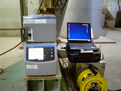 Exhaust gas monitoring
