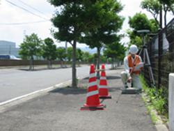 道路交通騒音振動調査