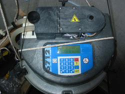 Automatic water sampler